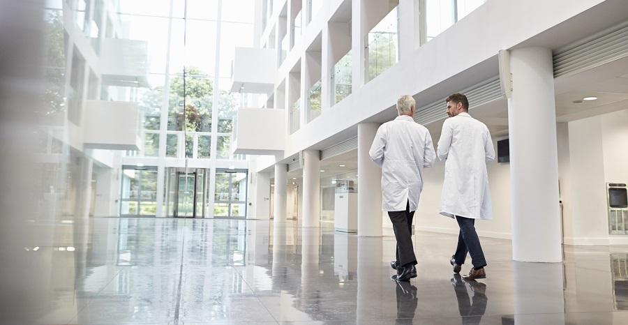 hospital medical transcription