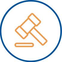 malpractice icon - medico legal transcription
