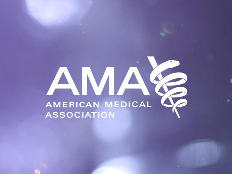 ama american medical association logo