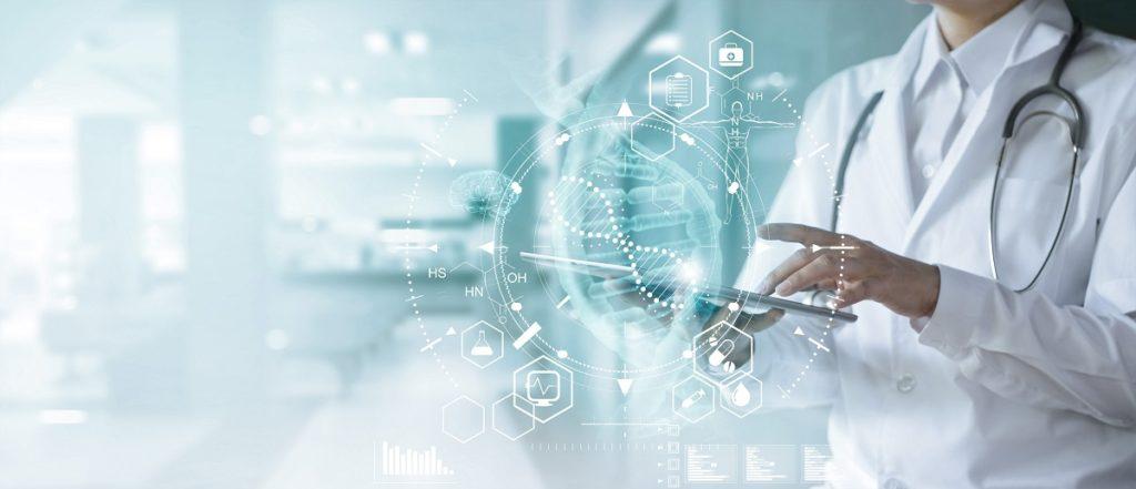 healthcare data - electronic health record transcription
