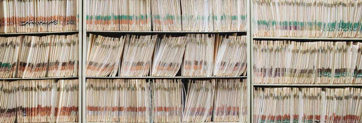 health records - history of electronic health records